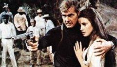 第三代007英国演员罗杰·摩尔病逝 享年89岁