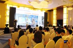 """""""价值营销 微博赋能""""微博携手上海天擎举行峰会"""