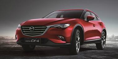 高能轿跑SUV CX-4与少年们传递青春正能量