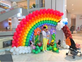 优拓邦缤纷气球展盛大开启